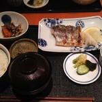 65522288 - 太刀魚の定食