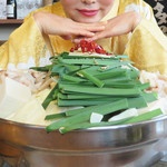 博多空とぶ豚  西中洲店 - オトナの街・西中洲で頂くプリプリもつ鍋と博多名物料理♪