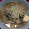 どさん子大将 - 料理写真:塩バターラーメン 550円