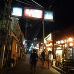 65523228 - 竜宮通り☆屋台村の斜め前