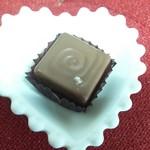 チョコレート工房 クレオバンテール - 藻塩