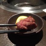 NewTon 甲子園 - タンコロステーキもっと食べたい❣️
