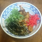 65525699 - 焼豚丼(小)