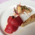 グラナータ - 前菜の盛り合わせ