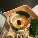 お料理 七草 - 南瓜湯葉