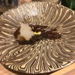 お料理 七草 - ゴリの甘露煮