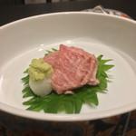お料理 七草 - 深浦 鮪カマ