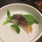 お料理 七草 - 大間 熟成炙り鯖