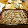 蕎麦屋 慶徳 - 料理写真:せいろ大盛