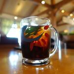 炭焼きレストランさわやか - セットのコーラ