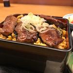 65527616 - ステーキ丼