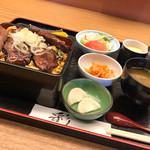 65527620 - ステーキ丼ランチ 1380円税別