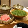 Tagetsu - 料理写真:花山椒しゃぶしゃぶ、鶏と鴨の出汁