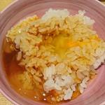 銀座米料亭 八代目儀兵衛 - 極上の卵かけご飯