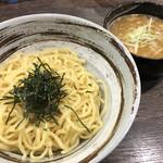 まるの - ベジポタつけ麺(少な目 200g) 770円