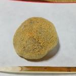 二の丸茶亭 - 蕨餅