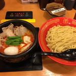 65532186 - チゲ鍋風つけ麺