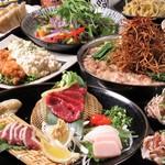 博多もつ鍋 二十四 - 料理写真:徳コース 3800円