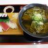 川文 - 料理写真:茶そばにしん定食