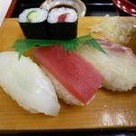 川文 - お寿司 共通