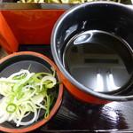 川文 - つゆと薬味