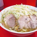 ラーメン二郎  京都店 -