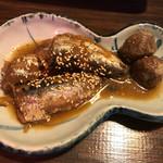 ゆきや - イワシの梅煮