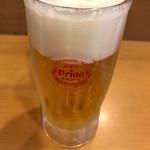 レストラン オキナワ - オリオンビール生