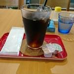 CAFE 101 - 朝からアイスコーヒー。