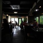 カフェ&ベーカリー フーガス - 店内の様子