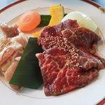 炭火焼肉海鮮工房 RAMA - 料理写真: