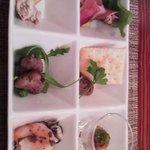 ヤマシタ - 前菜