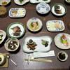 神水館 - 料理写真:夕食(初めのセット)