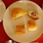ベーカリープラザ・80 - 料理写真: