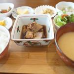 カフェ・アカリ - 料理写真:かくに定食