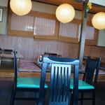 平松食堂 - 店内の様子