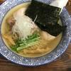 麺処清水 - 料理写真:鶏だし塩特製らーめん1,000円