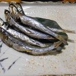 漁師小屋 - しこいわし丸干し
