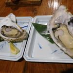 漁師小屋 - 生牡蠣