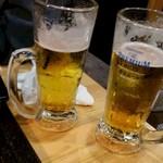 65545600 - ビールも美味い♪