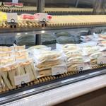 Bon Vivant sandwich -