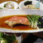 漁師小屋 - 金目鯛の煮付