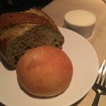 Ar's Italian Cuisine - パン