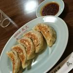 成久中国料理 - 餃子。