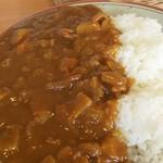 鏡軒ノ味 - 料理写真:大盛カレー