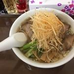 げんきん家 - 料理写真:醤油ねぎチャーシュー麺