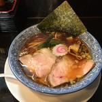ぶたコング - 生姜醤油らーめん(760円)