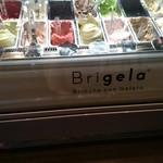 ブリジェラ - ジェラートは、種類がたくさんありました!