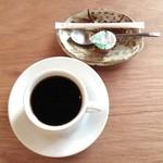 ユルカフェ - 水出しコーヒー。