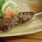 居酒屋 串やき亭 - 料理写真:千屋牛の串焼き